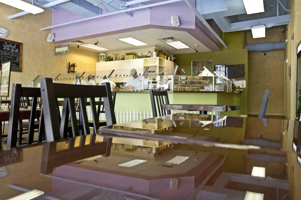 Giardino's Salads Brickell