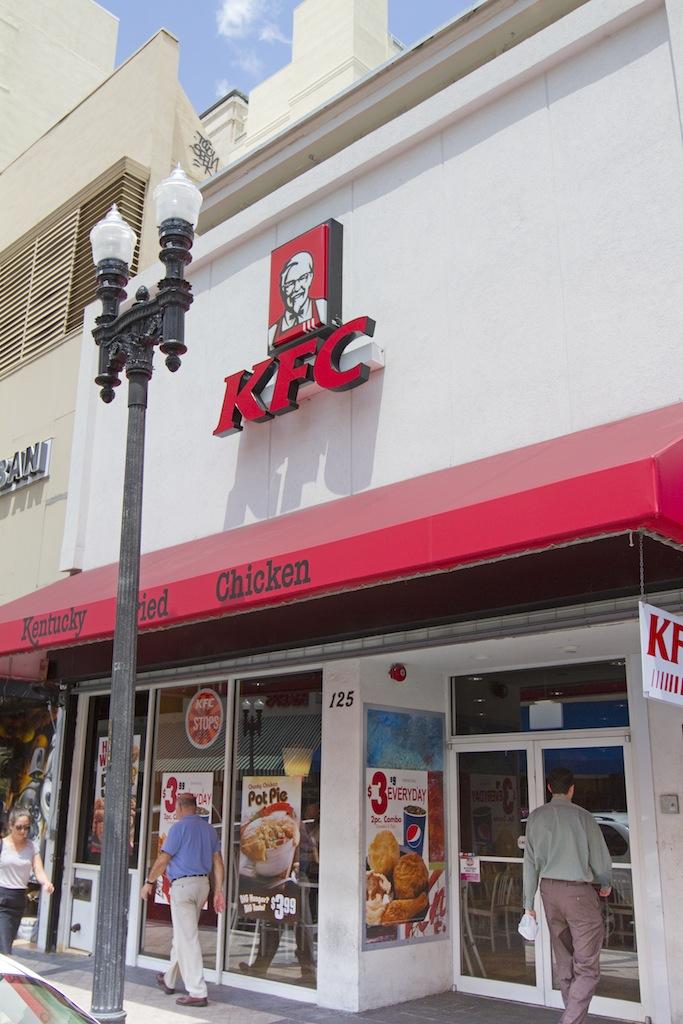 129 E Flagler Street / KFC Structural Restoration