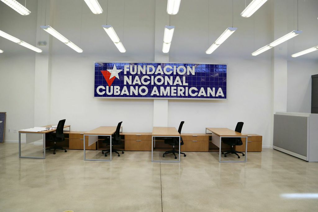 Cuban American National Foundation (CANF) Headquarters