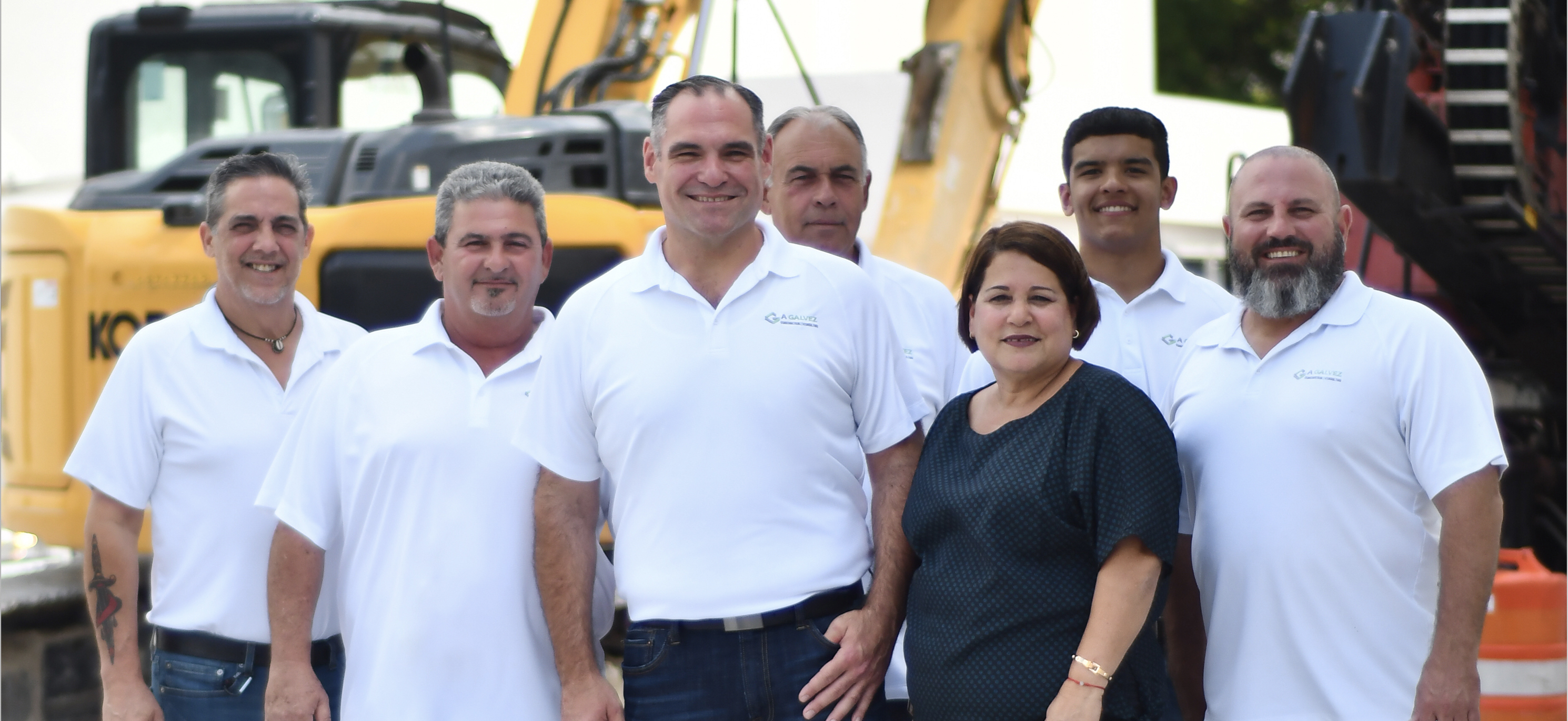 Galvez Construction Team